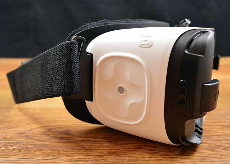 Обзор и отзывы на очки виртуальной реальности Gear VR SM R322 White от Samsung