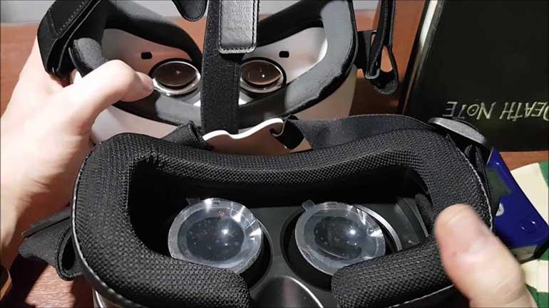 Обзор очков виртуальной реальности VR3 от Smarterra: недорогие и бесполезные?