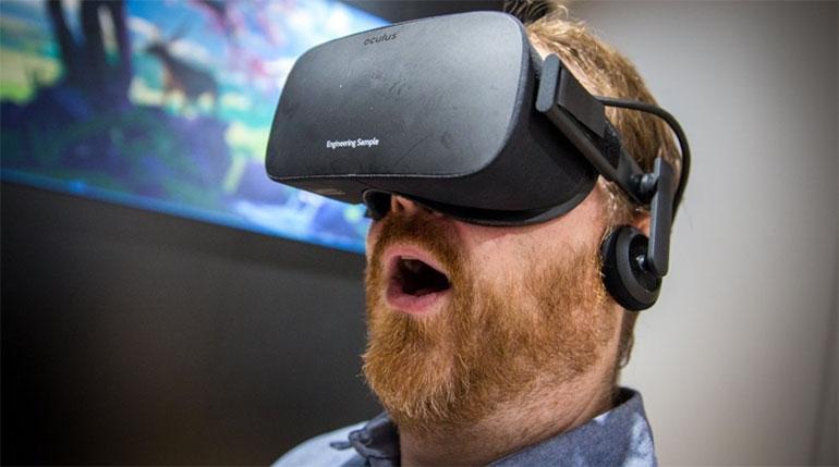 Обзор VR-очков Rift Cv1: в чем секрет популярности шлемов от Oculus?