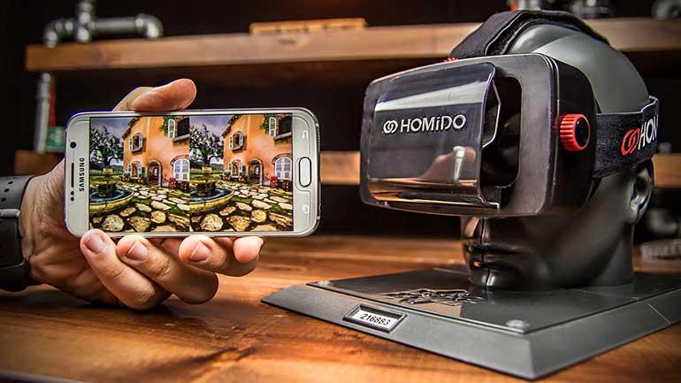 Обзор и тест шлема виртуальной реальности Homido hvr 01: брать или не стоит?