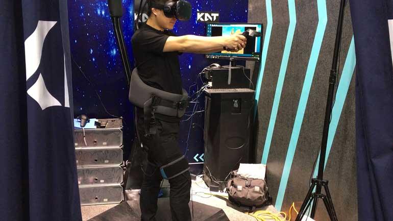 Обзор игровых платформ Mini и Walk от KAT VR: что это такое и зачем они нужны?