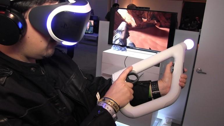 Обзор игры Farpoint VR для PS4: оценка сюжета и геймплея + отзывы игроков