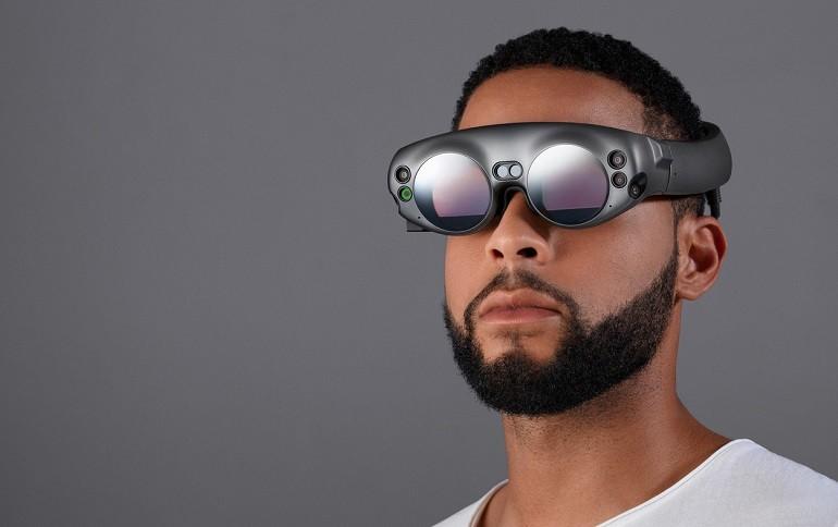 Первый обзор на AR-очки дополненной реальности Magic Leap One