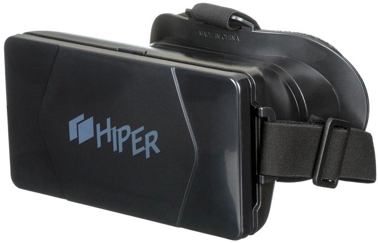 Обзор на очки виртуальной реальности Hiper: сравниваем четыре недорогие модели
