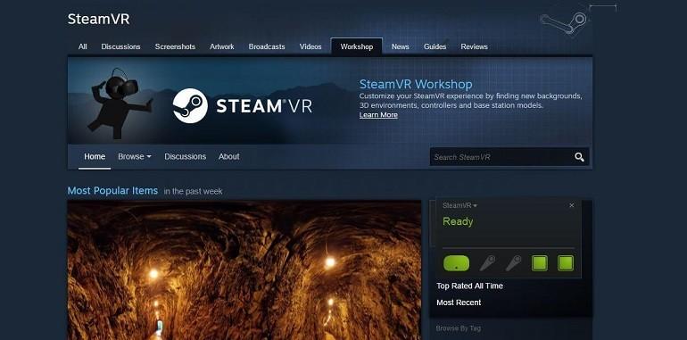 Обзор платформы виртуальной реальности Steam VR: как и что можно к ней подключить