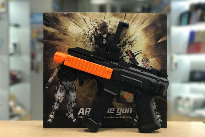 Обзор на автомат для дополненной реальности AR Gun: как работает, стоит ли покупать + как отличить от подделки