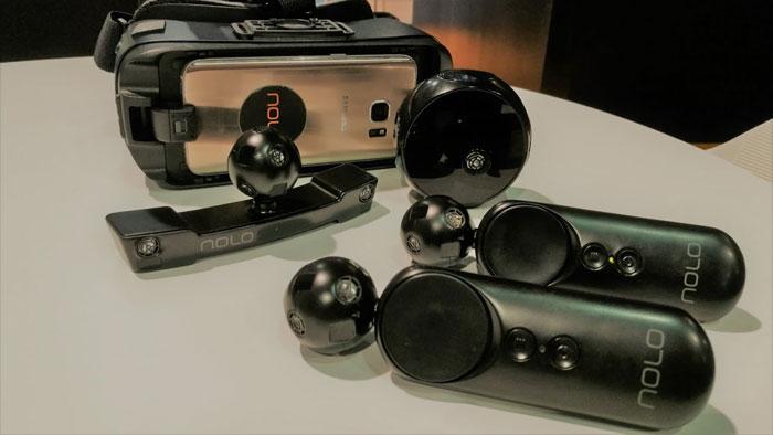 Обзор трекинговой системы CV1 от Nolo VR: особенности, доступные игры и приложения + отзывы