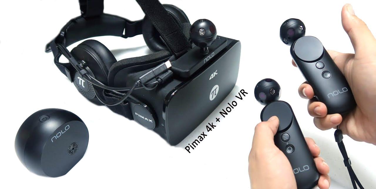 Pimax 4k: возможности, характеристики, подключение и настройка